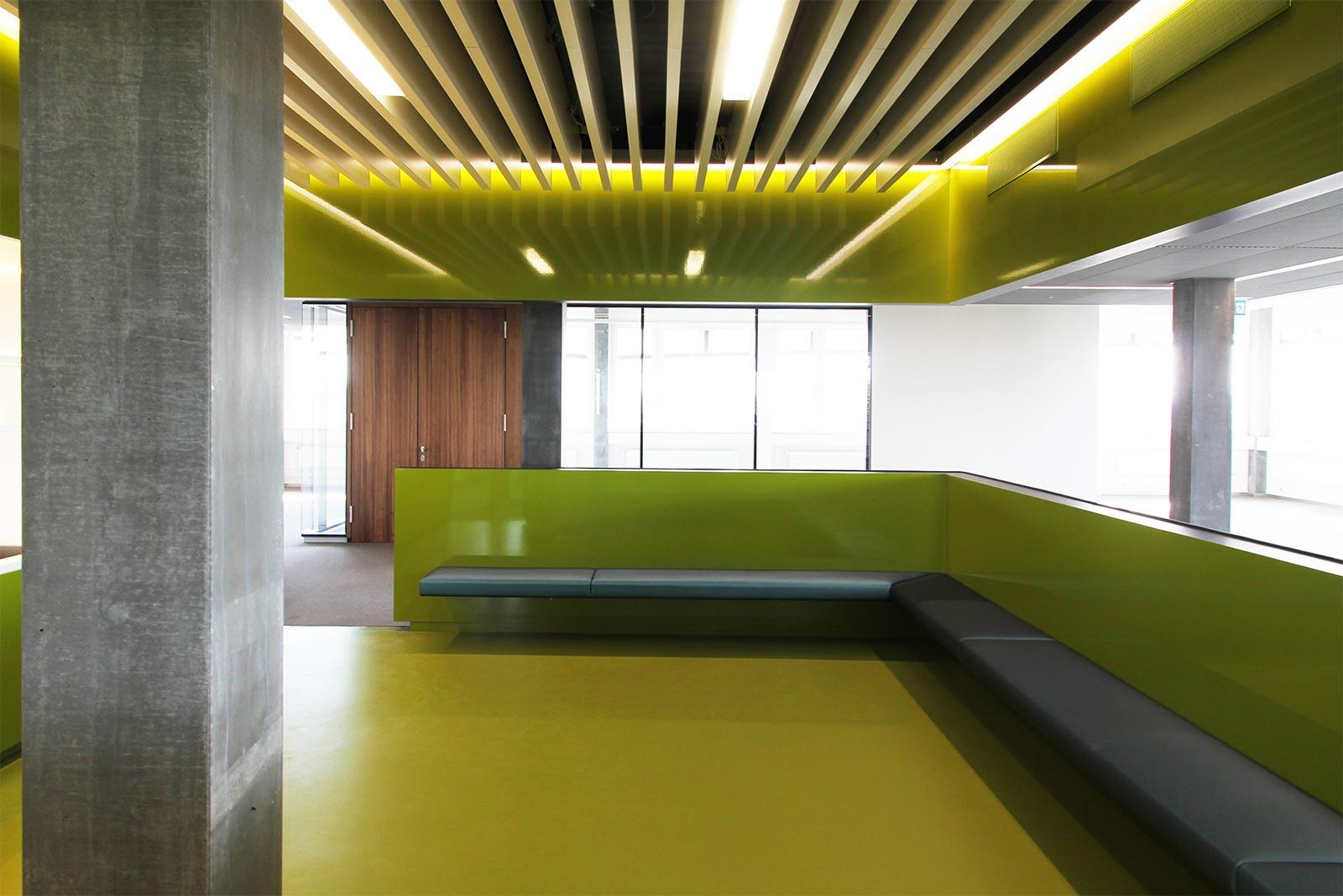business park basel ausbau büro mietfläche