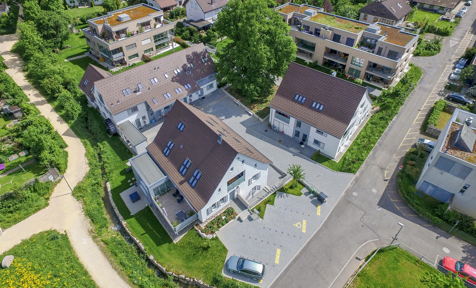 Untere Mühle Therwil – Bräunlin + Kolb