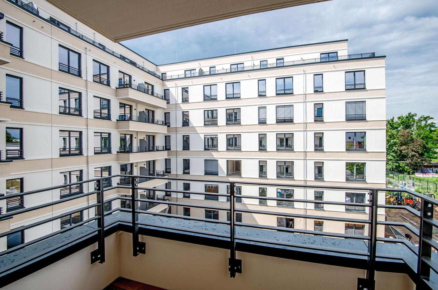 Mulberry Yards Berlin Neubau Wohnungen
